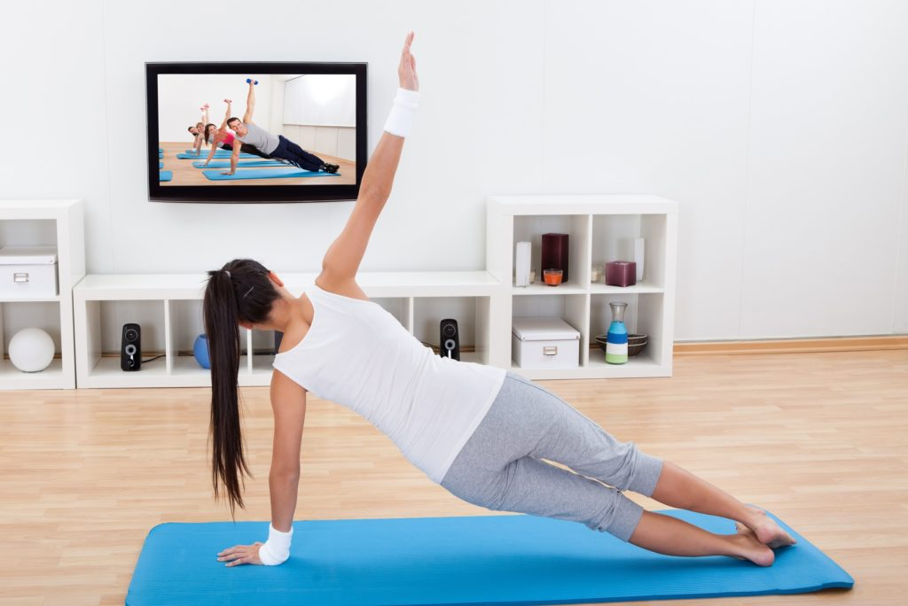 Online Workout Video